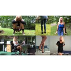 Amanda Foxx: Set 01 (MP4) - 48 minutes