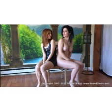 Becca & Tilly's Holding Contest (MP4) - Becca & Tilly McReese
