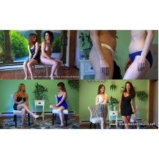 Becca's Holding Contests (MP4 1080p) - with Carissa Montgomery, Jasmine St James & Tilly McReese