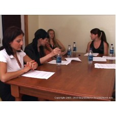 Bursting in the Boardroom Remastered (MP4) - Lola Lynn, Tabitha, Jayne, Rachael, Nyxon, Madison, Jynx, Danielle & Beverly