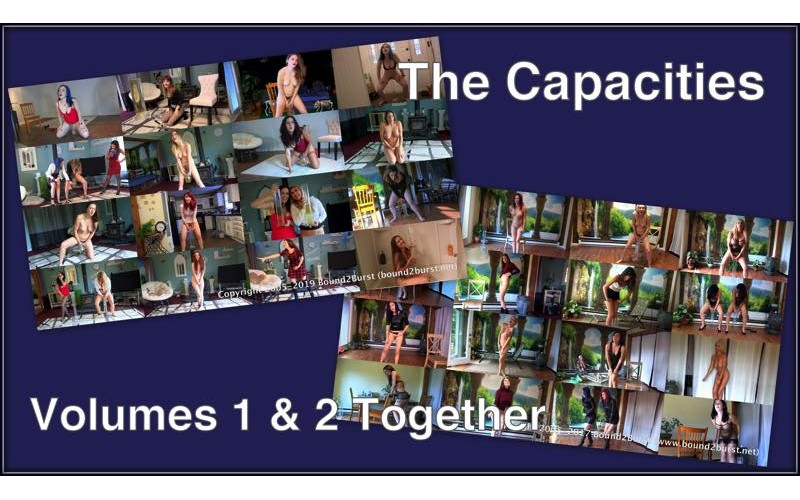 The Capacities: Volumes 1 & 2 (MP4) - 2 hours 30 minutes
