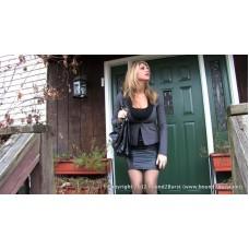 Carissa Barely Made It (MP4) - Carissa Montgomery