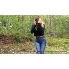 Carissa's Dying to Piss (MP4) - Carissa Montgomery