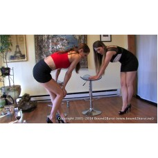 Desperation Challenge 2 (MP4) - Keri Spectrum & Autumn Bodell