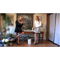 Desperation Quiz Remastered (MP4) - Cadence Lux and Laci Star