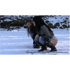 Desperation Times Two (MP4) - Jasmine St James & Hannah Perez