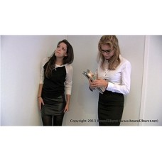 Embarrassed Student (MP4) - Jasmine St James & Candle Boxxx
