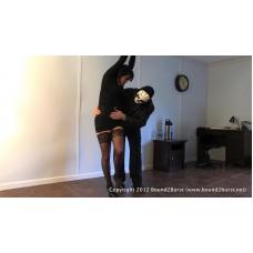 Help With Her Panties (MP4) - Dixie Comet