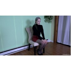 Her First Performance Review (MP4: HD and 4K) - Vonka Romanov