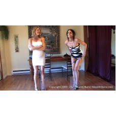 Holding Contest 14 (MP4) - Carissa Montgomery and Lavender