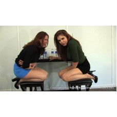 Holding Contest 17 Remastered (MP4) - Candle Boxxx and Shauna Ryanne
