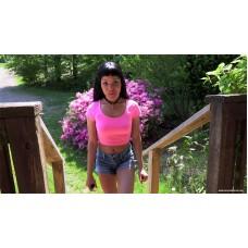 I Started To Wet Myself (MP4) - Monica Jade