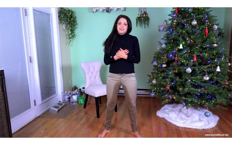 Jasmine Waits In Tight Pants (MP4) - Jasmine St James