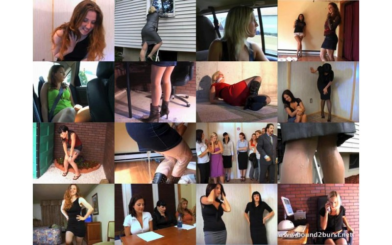 Just Skirts 14 (MP4) - 55 minutes