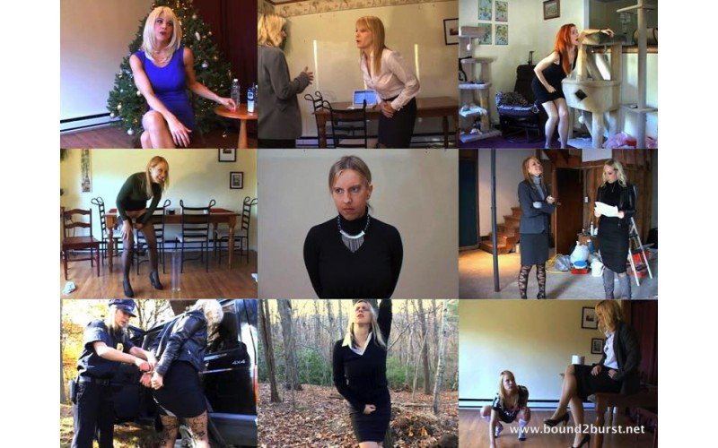 Just Skirts 19 (MP4) - 43 minutes