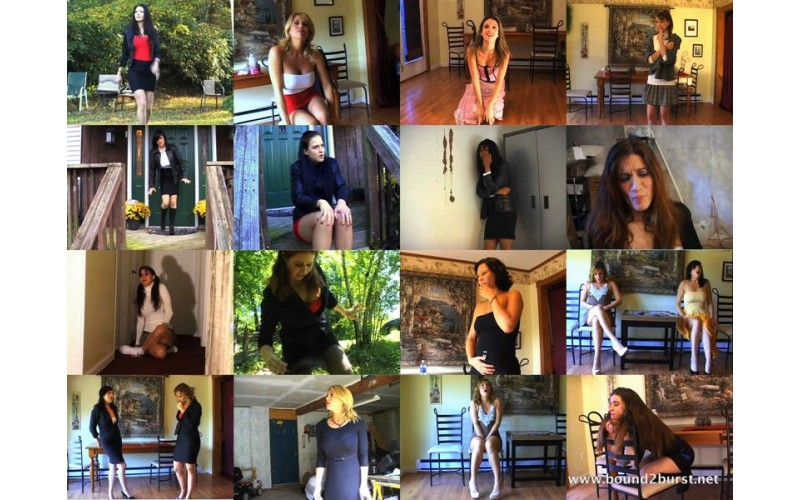 Just Skirts 23 (MP4) - 80 minutes