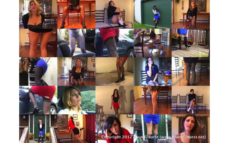 Just Skirts 24 (MP4) - 81 minutes