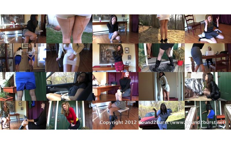 Just Skirts 25 (MP4) - 77 minutes
