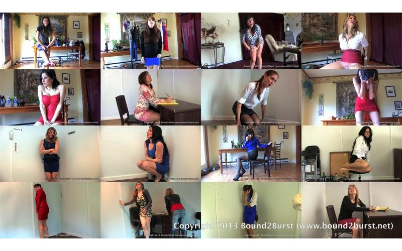 Just Skirts 28 (MP4) - 79 minutes