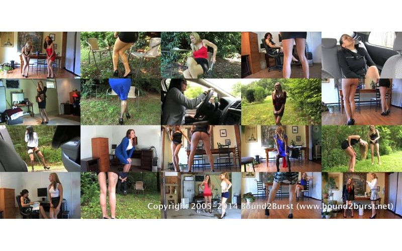 Just Skirts 32 (MP4) - 70 minutes