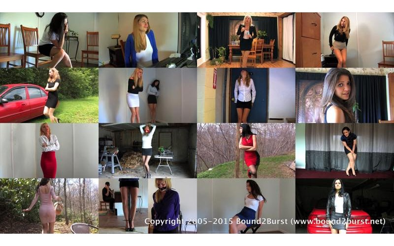 Just Skirts 34 (MP4) - 77 minutes