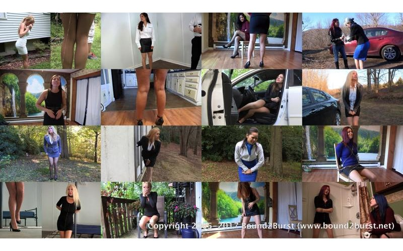 Just Skirts 26 (MP4) - 79 minutes