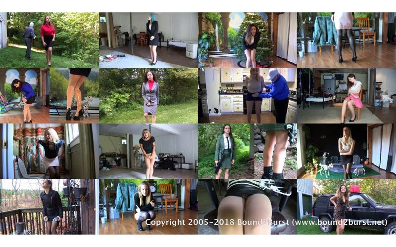 Just Skirts 37 (MP4) - 66 minutes