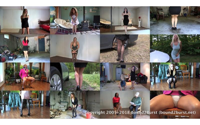 Just Skirts 38 (MP4) - 66 minutes