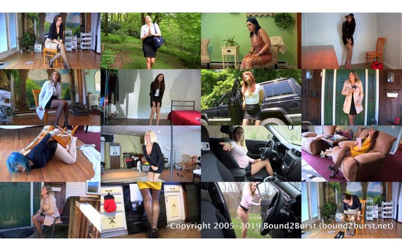 Just Skirts 39 (MP4) - 61 minutes
