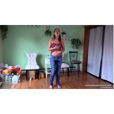 Keep Those Jeans Dry (MP4) - Sinthia Bee