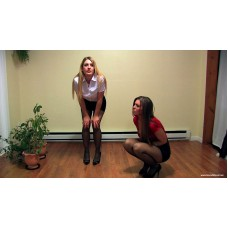 Keri & Alexis Holding Contest enhanced (MP4) - Keri Spectrum & Alexis