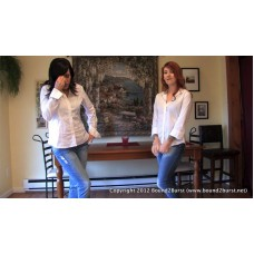 Made to Wet Their Jeans (MP4) - Scarlett Storm & Dixie Comet