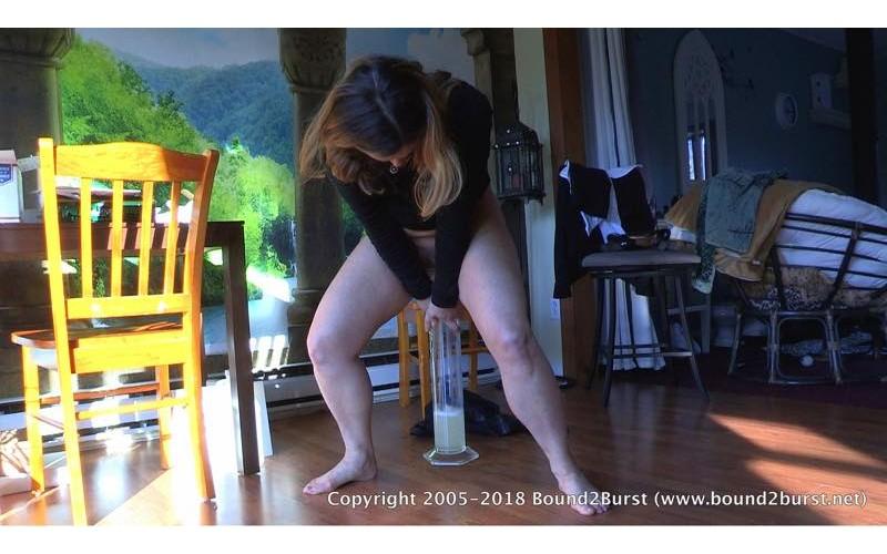 Measuring Rachael (MP4) - Rachael (Ten Amorette)