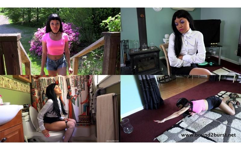 Monica Jade: Set 4 (MP4) - 37 minutes
