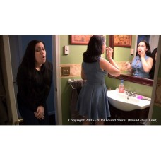 Only One Bathroom (MP4) - Tilly McReese & Cassandra Cain