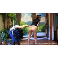 Paisley Seriously Needs To Pee (MP4) - Paisley Prince & Tilly McReese