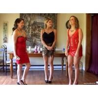 Permission To Pee 4 Remastered (MP4) - Lily Anna, Tina & Carissa Montgomery