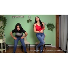 Pissing Their Jeans (MP4) - Tilly McReese & Cassandra Cain