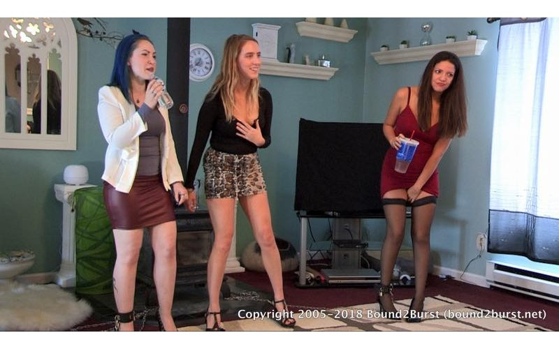 Restricted Access (MP4) - Cadence Lux, Vonka Romanov & Jasmine St James