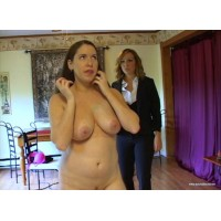 The Naked Truth Remastered (MP4) - Lily Anna & Tina