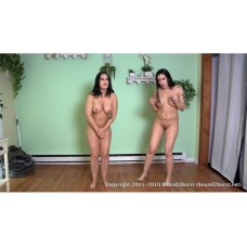 Tilly & Cassandra's Naked Wait (MP4) - Tilly McReese & Cassandra Cain