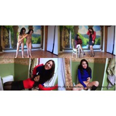 Paisley Prince & Tilly McReese Set (MP4) - 81 minutes