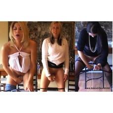 Time To Go: 4 - 6 (MP4) - Carissa Montgomery, Tabitha & Cheyenne Jewel