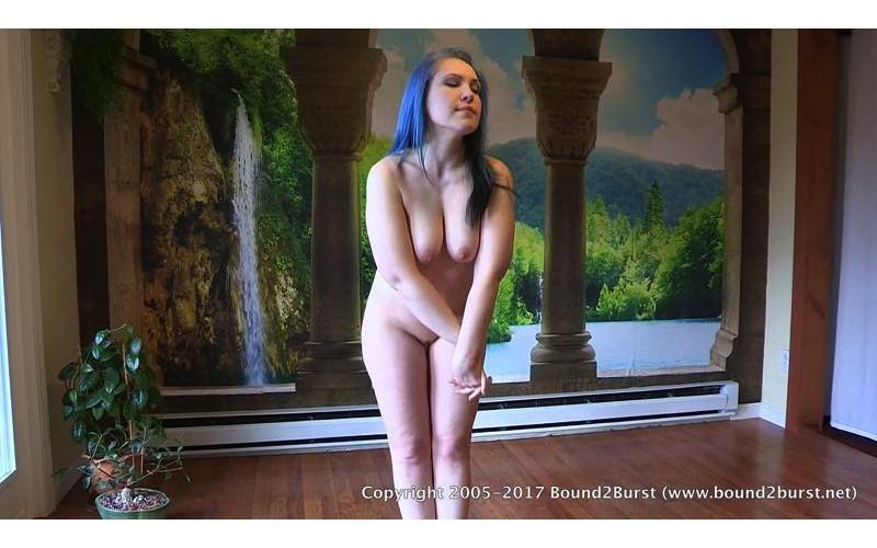 Vonka Tries To Break Her Record (MP4) - Vonka Romanov