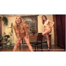 Candle & Carissa's Waiting Game (MP4) - Candle Boxxx & Carissa Montgomery